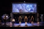 Générale de Be With Me Now, un spectacle musical pour cinq chanteurs et quatre instrumentistes, une nouvelle production du Festival d'Aix-en-Provence et de l'Académie du Festival, le 6 juillet 2015 à l'Auditorium du concervatoire Darius Milhaud, Aix-en-Provence. Maartje Rammeloo, soprano ; Rannveig Karadottir, pamina, Kinga Borowska, mezzo-soprano, Gwilym Bowen et Ioannis Kalyvas, tamino ; Tomasz Kumiega, baryton ; Julien Fisera, mise en scène ; Isabelle Kranabetter et Julien Fisera, conception et dramaturgie ; NaNOj Kamps, direction musicale.